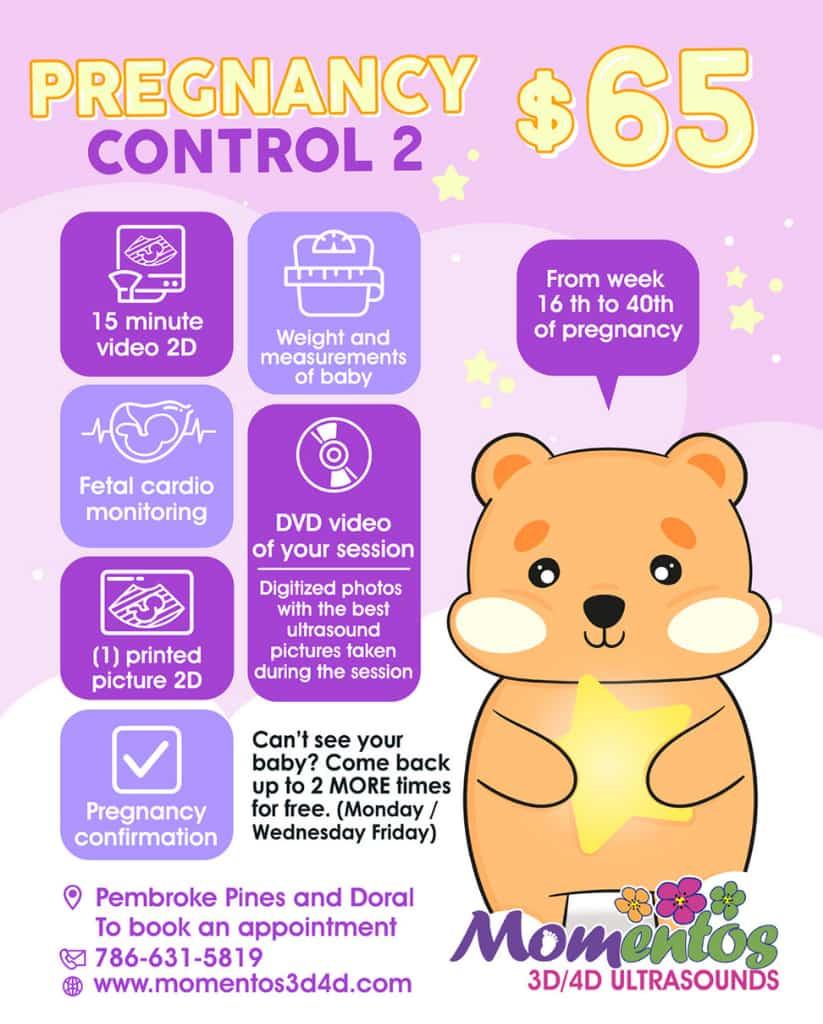 Pregnancy Control 2