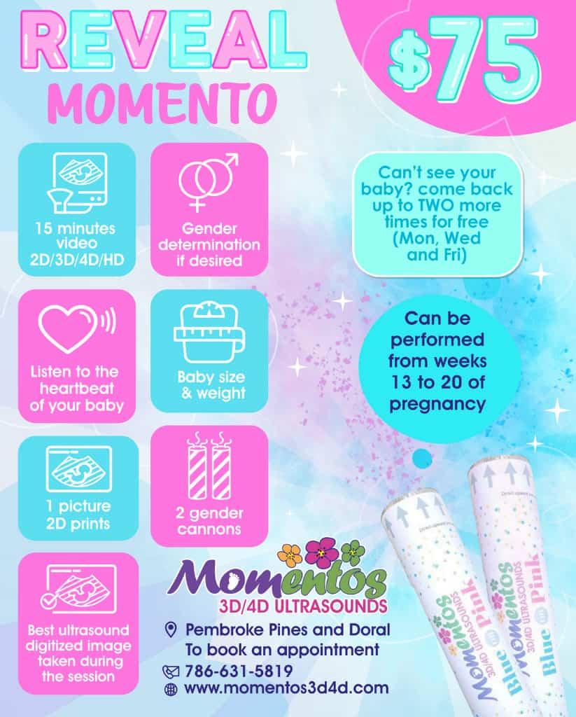 Reveal Momento